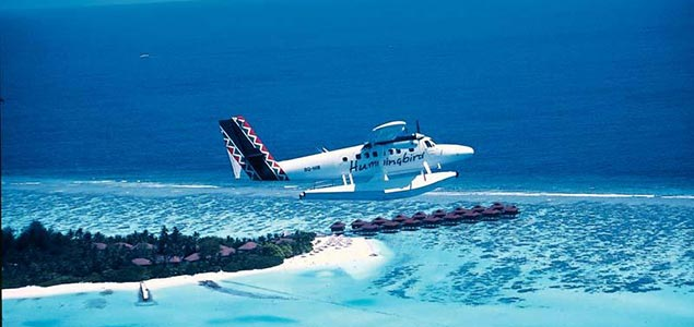 Charter to the Maldives