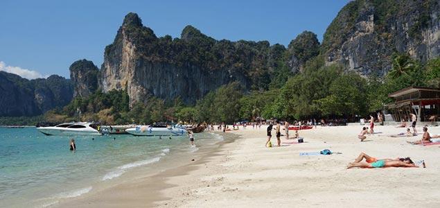 Рейли в Таиланде