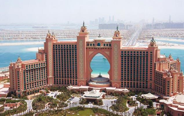 Atlantis Palm Jumeirah Hotel