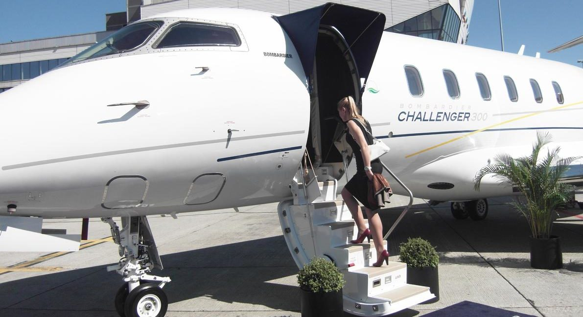 Benefits of business aviation