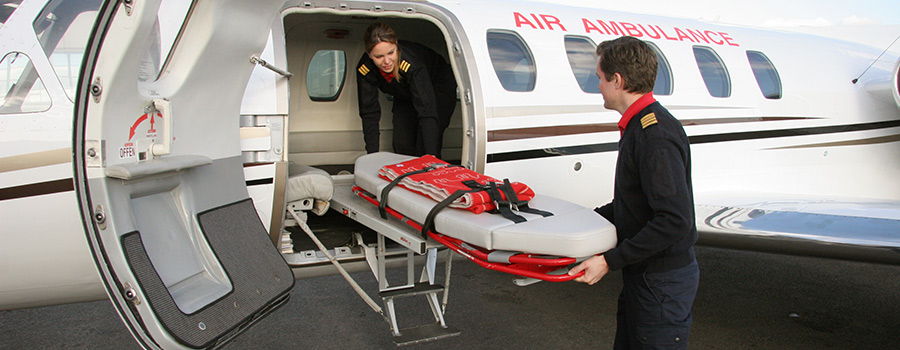 Ambulance Flights