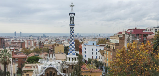Where to fly this winter – Barcelona