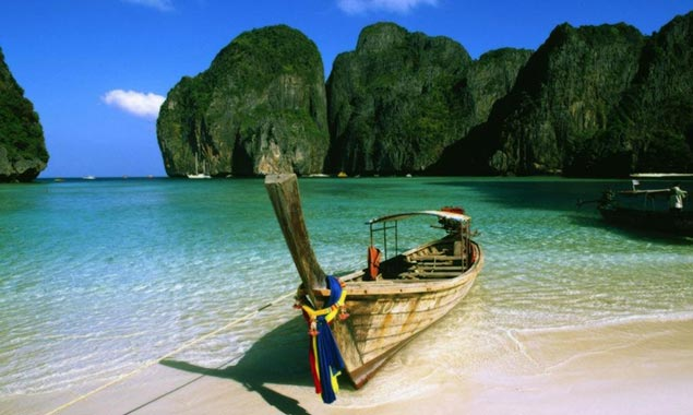 Where to fly this winter – Thailand